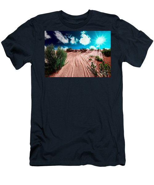 Desert Rays Men's T-Shirt (Athletic Fit)
