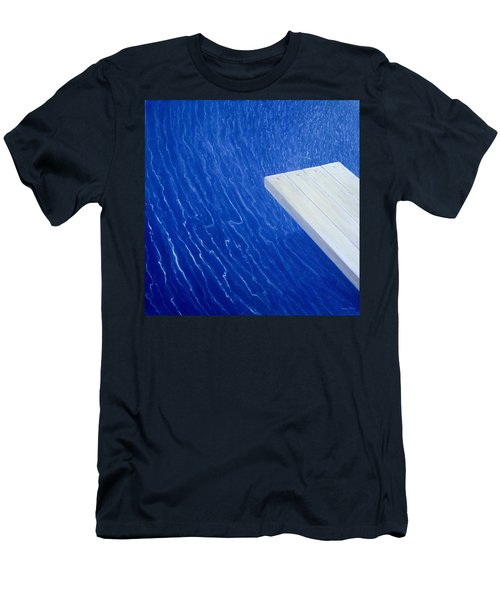 Diving Board 2004 Men's T-Shirt (Athletic Fit)