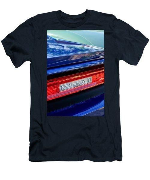 Dodge Rt Taillight Emblem Men's T-Shirt (Athletic Fit)