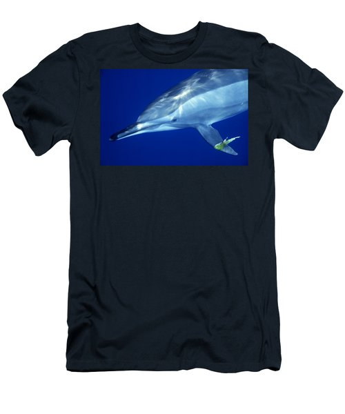 Dolphin Men's T-Shirt (Athletic Fit)