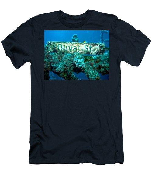 Duval Street Men's T-Shirt (Athletic Fit)
