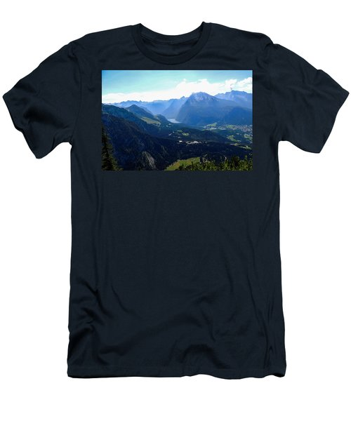 Eagle's Nest Vista Men's T-Shirt (Athletic Fit)