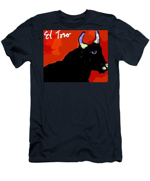 El Toro Men's T-Shirt (Athletic Fit)