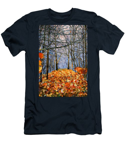 End Of Autumn Men's T-Shirt (Athletic Fit)