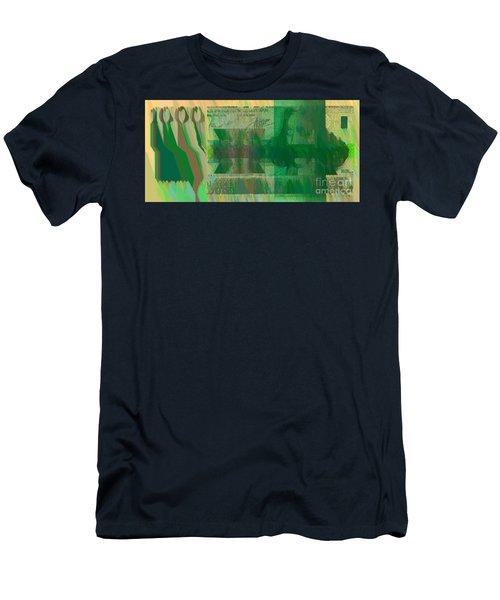 Ex 1000 Men's T-Shirt (Athletic Fit)