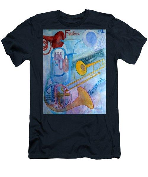 Fanfare Men's T-Shirt (Athletic Fit)