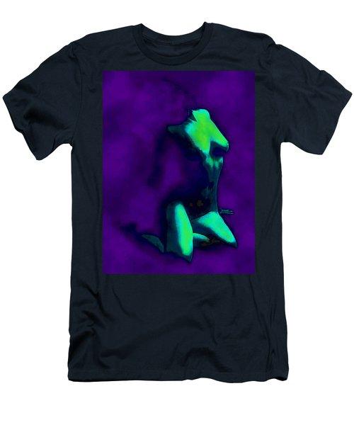 Figure 1 Men's T-Shirt (Athletic Fit)