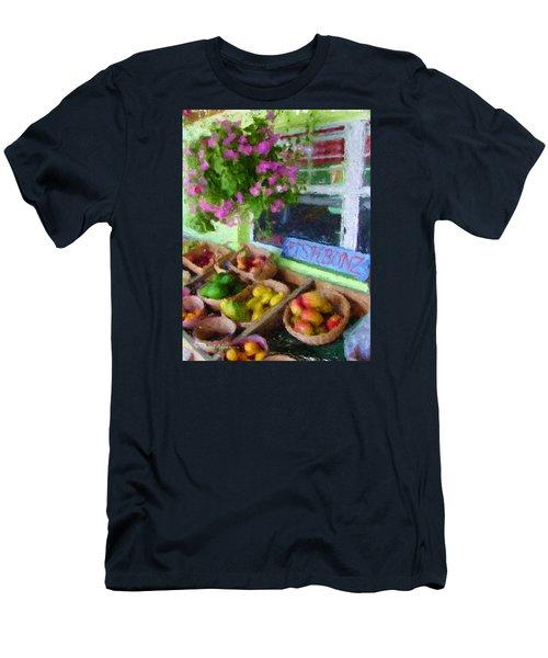 Da111 Fishbonz By Daniel Adams Men's T-Shirt (Athletic Fit)