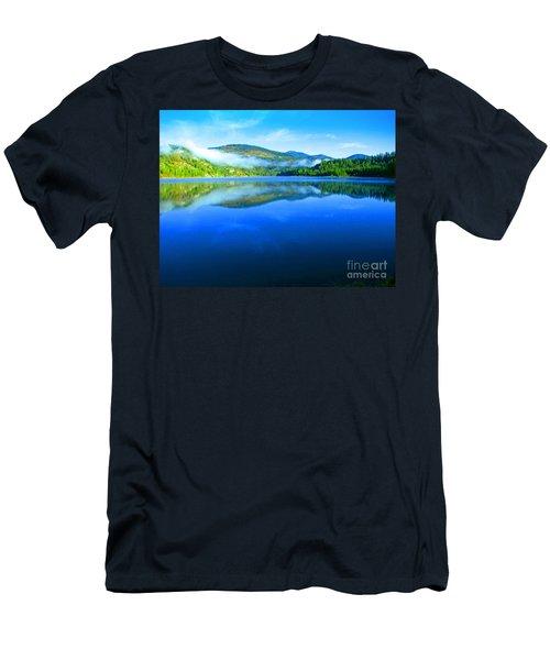 Fishing Spot 5 Men's T-Shirt (Slim Fit) by Greg Patzer