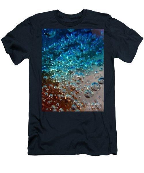 Fizzin Men's T-Shirt (Slim Fit) by Joseph Baril