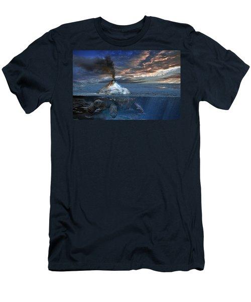 Flint Men's T-Shirt (Athletic Fit)