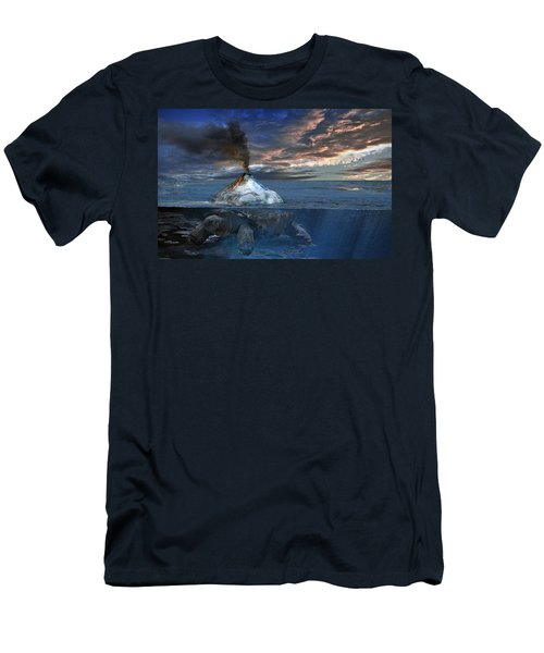 Flint Men's T-Shirt (Athletic Fit)
