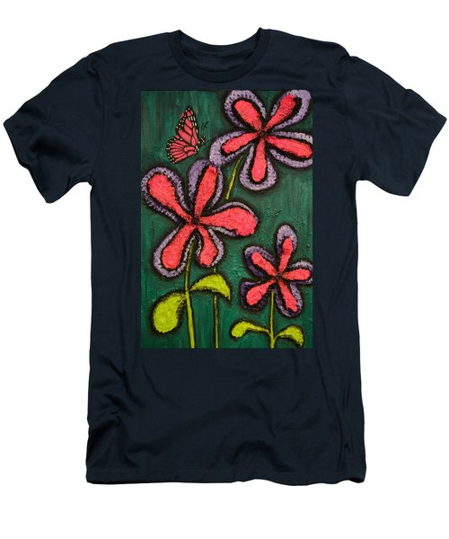 Flowers 4 Sydney Men's T-Shirt (Athletic Fit)