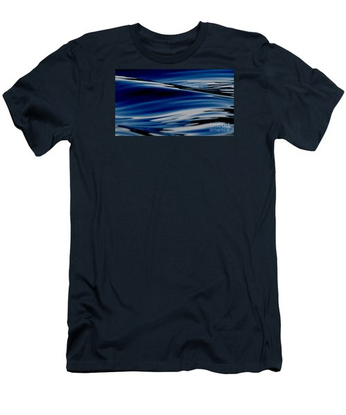 Flowing Movement Men's T-Shirt (Slim Fit) by Janice Westerberg