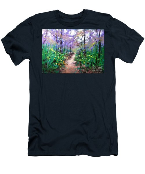 Forest Of Summer Men's T-Shirt (Athletic Fit)