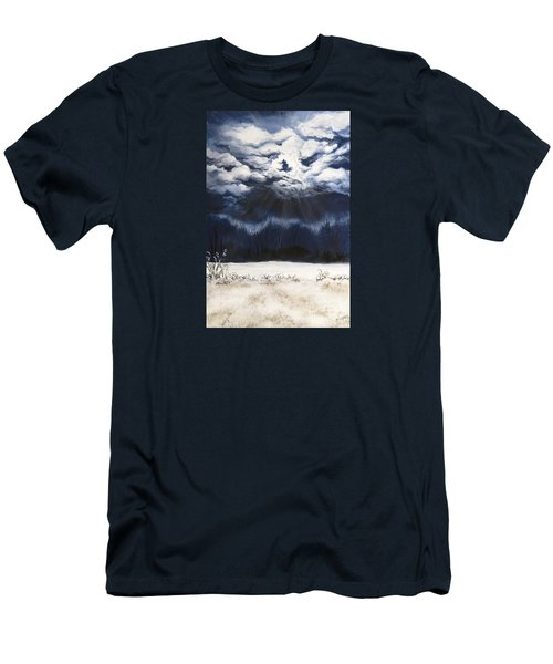 From The Midnight Sky Men's T-Shirt (Athletic Fit)