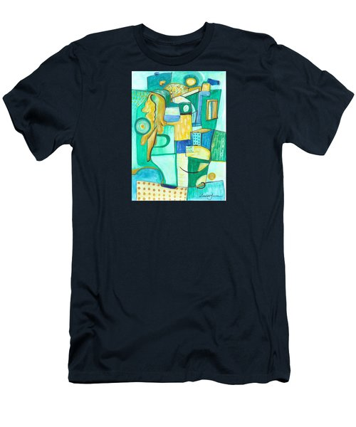 From Within 9 Men's T-Shirt (Athletic Fit)