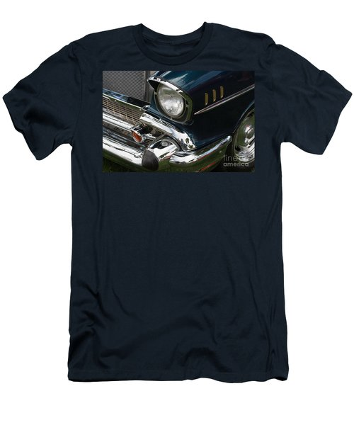 Front Side Of A Classic Car Men's T-Shirt (Athletic Fit)