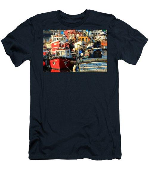 Full Harbour Men's T-Shirt (Athletic Fit)