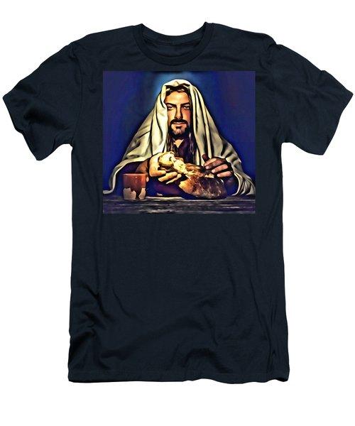 Full Of Love Men's T-Shirt (Athletic Fit)
