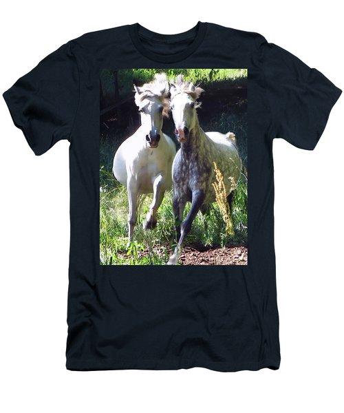 Full Speed Ahead Men's T-Shirt (Athletic Fit)