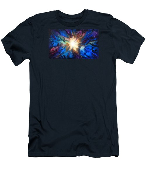 Flor Boreal Men's T-Shirt (Athletic Fit)