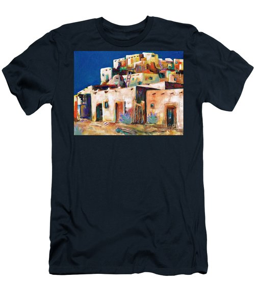 Gateway Into  The  Pueblo Men's T-Shirt (Athletic Fit)