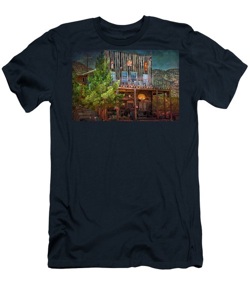 Men's T-Shirt (Athletic Fit) featuring the photograph General Store by Gunter Nezhoda