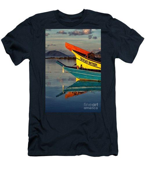 Getaway Men's T-Shirt (Athletic Fit)