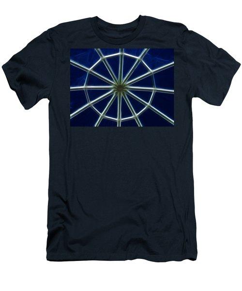 Glass Web Men's T-Shirt (Athletic Fit)