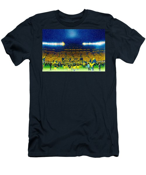 Glory At The Big House Men's T-Shirt (Slim Fit) by John Farr