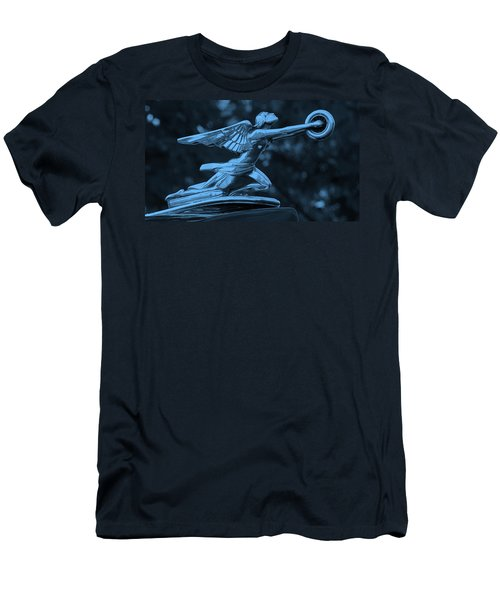 Men's T-Shirt (Slim Fit) featuring the photograph Goddess Hood Ornament  by Patrice Zinck