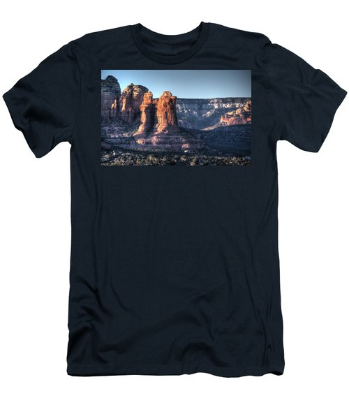 Golden Buttes Men's T-Shirt (Athletic Fit)