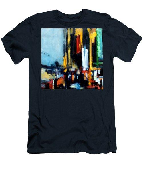 Gotham 3 Men's T-Shirt (Athletic Fit)