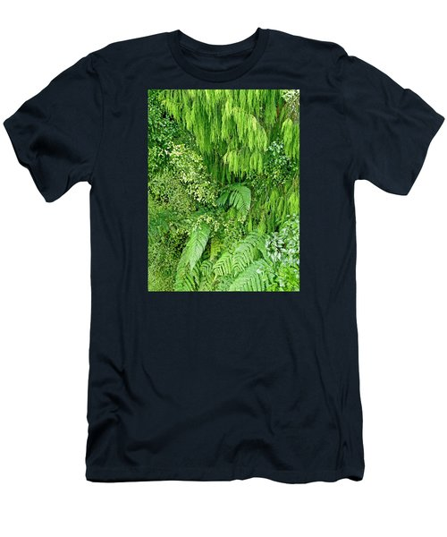 Green Green Men's T-Shirt (Athletic Fit)