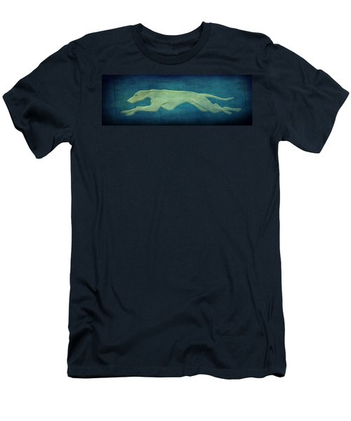 Greyhound Men's T-Shirt (Athletic Fit)