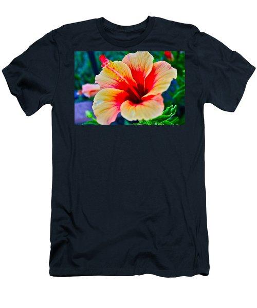 Gumamela1 Men's T-Shirt (Athletic Fit)