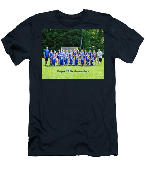 Hampton U15 Girls 2013 Men's T-Shirt (Athletic Fit)