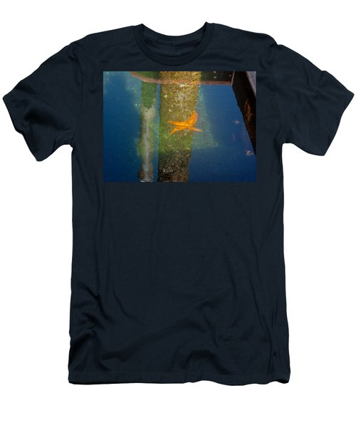 Harbor Star Fish Men's T-Shirt (Athletic Fit)