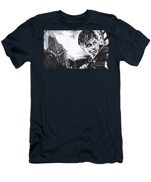 Harry Potter Men's T-Shirt (Athletic Fit)