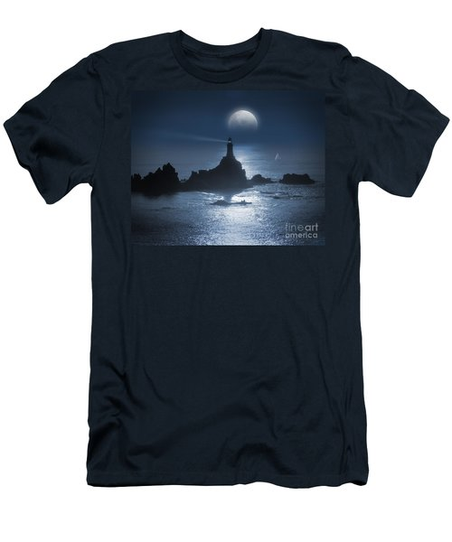Heading For The Light Men's T-Shirt (Athletic Fit)