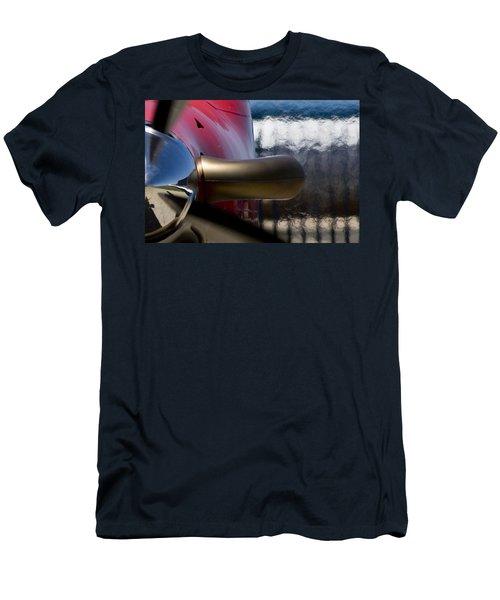 Heat Men's T-Shirt (Slim Fit) by Paul Job