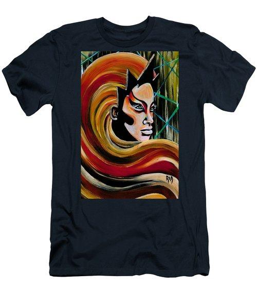 Heroine Men's T-Shirt (Athletic Fit)