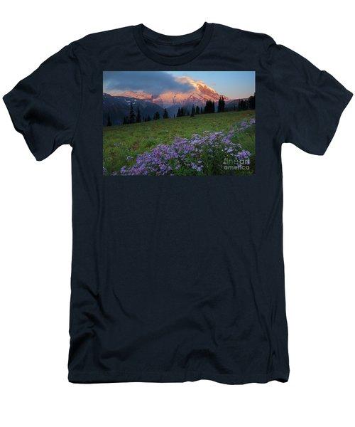 Hidden Majesty Men's T-Shirt (Athletic Fit)