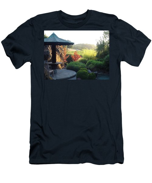 Men's T-Shirt (Slim Fit) featuring the photograph Hide Out 2 by Shawn Marlow
