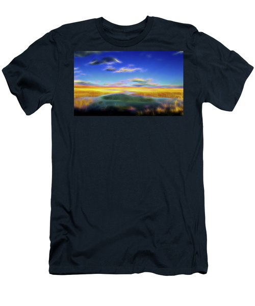 High Desert Lake Men's T-Shirt (Athletic Fit)