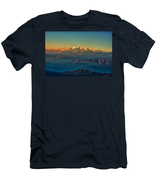 Himalaya Men's T-Shirt (Athletic Fit)