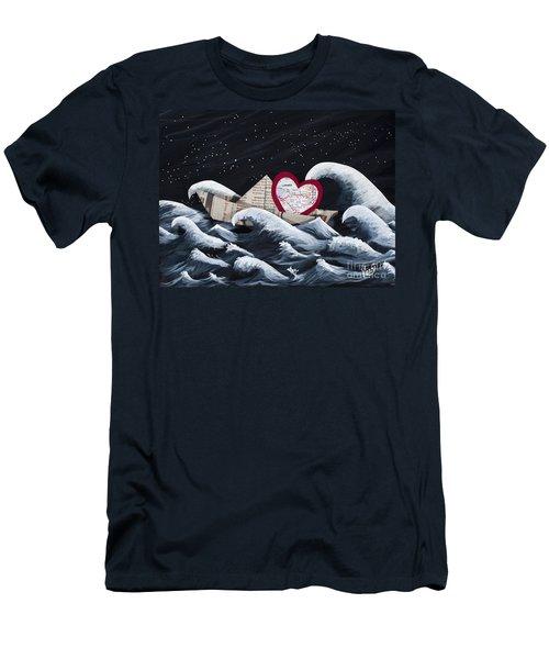 Hope Floats Men's T-Shirt (Athletic Fit)