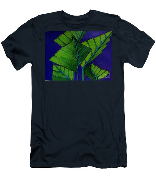 Hosta Blue Tip Two Men's T-Shirt (Athletic Fit)