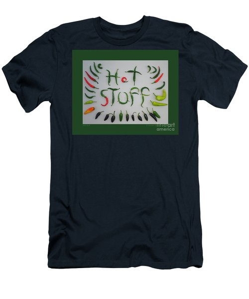 Hot Stuff Men's T-Shirt (Athletic Fit)